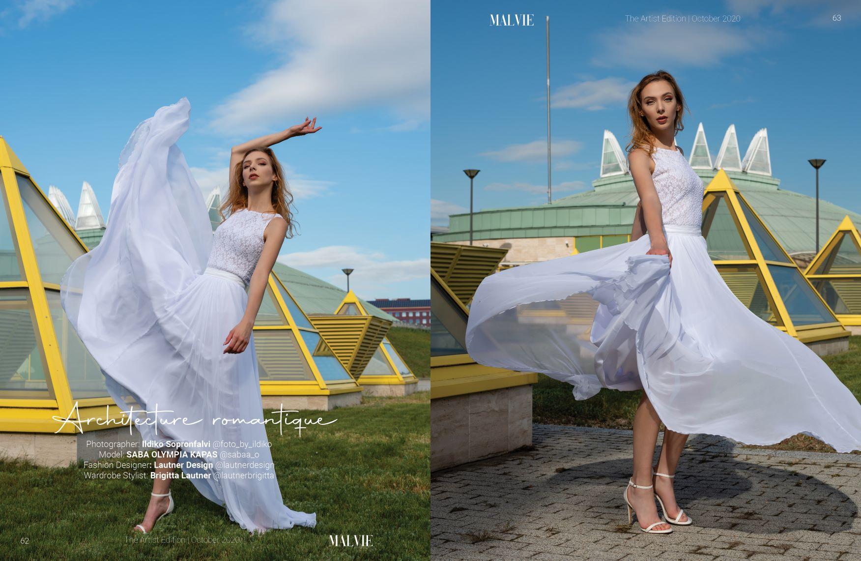 MALVIE Mag The Artist Edition Vol 37 October 2020 spreads32