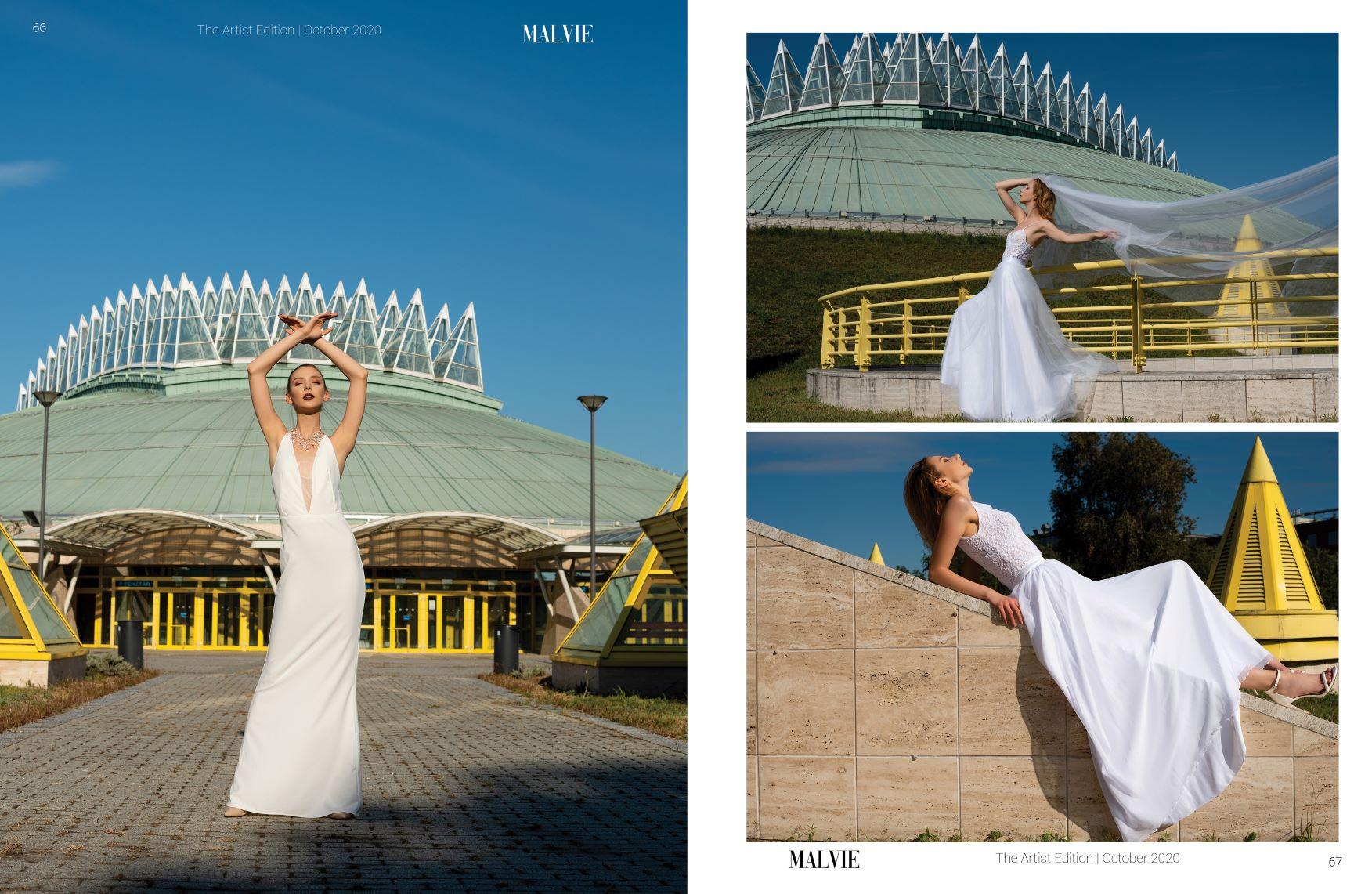 MALVIE Mag The Artist Edition Vol 37 October 2020 spreads34